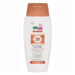 Seba med 施巴 防曬系列-防曬保濕乳液 SPF30 Multi Protect Sun Lotion SPF30
