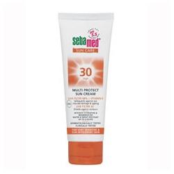Seba med 施巴 防曬‧隔離-防曬保溼霜 SPF30  Multi Protect Sun Cream SPF30