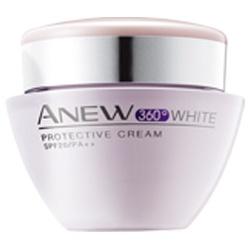 Avon 雅芳 新活360°美白系列-新活360˚美白全效防護日霜