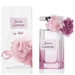 珍‧浪凡淡香精-2010玫瑰限量版 Jeanne LANVIN La Rose