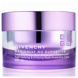 GIVENCHY 紀梵希 乳霜-白金級青春駐顏SPF15防曬抗老日霜 RADICALLY NO SURGETICS Age-Defying & Unifying Multi-Protective Care