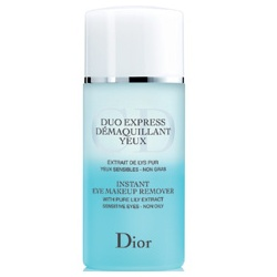 Dior 迪奧 眼唇卸妝-雙效眼妝卸除液 Instant Eye Makeup Remover Sensitive Eyes