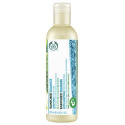 The Body Shop 美體小舖 潤髮-海藻蕁麻葉淨化護髮乳 RAINFOREST BALANCE CONDTIONER