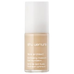 shu uemura 植村秀 粉底液-3D水釉光感粉底液 face architect illuminating moisture fluid foundation