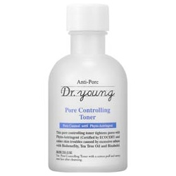 Dr.young 3D全效毛孔緊緻系列-毛孔緊緻爽膚水 Pore Controlling