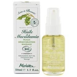 Melvita 蜜葳特 精華油-歐盟Bio火山豆精華油 LES HUILES DE SOIN MACADAMIA OIL