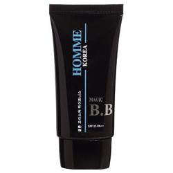 男仕專用彩妝產品-魔術男性B.B霜SPF15 PA++ Homme