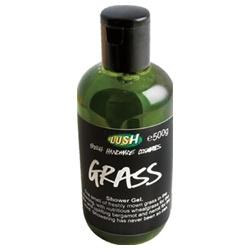 LUSH 沐浴露-森林浴 Grass