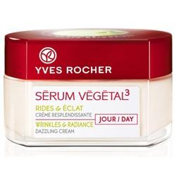 紅蘋凍齡亮采日霜 SERUM VEGETAL 3 Wrinkles & Radiance Dazzling Cream - Day