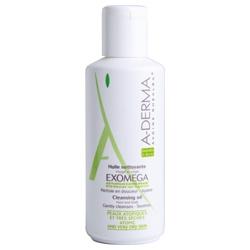 A-DERMA 艾芙美 沐浴清潔-燕麥新葉異膚佳潔膚凝膠(微泡性) Shower Cleansing Oil With Omega 6