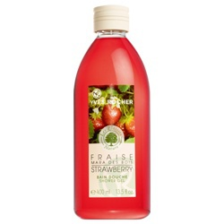 初戀草莓沐浴露