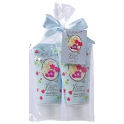 Bella Herbary 優機 手部保養-愛爾蘭野莓花都手部護理組 Freesia & Wild Strawberry