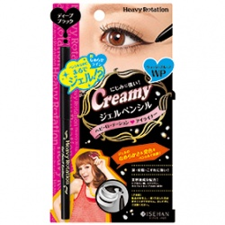 KISS ME 奇士美-開架 Heavy Rotation-Heavy Rotation濃黑眼線膠 Heavy Rotation Gel Eyeliner