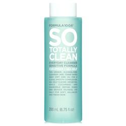 10.0.6淨透方程式 毛孔調理系列-深層潔淨毛孔調理化粧水(抗敏感配方) So Totally Clean Deep Pore Cleanser (Sensitive Formula)