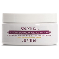 SPARITUAL 身體保養-超微晶煥白去角質霜 Look InsideR Scrub Masque With Frankincense Essential Oil