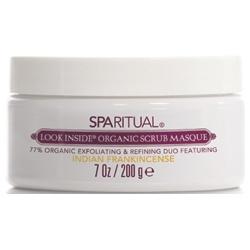 超微晶煥白去角質霜 Look InsideR Scrub Masque With Frankincense Essential Oil