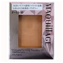 SHISEIDO 資生堂-專櫃 粉餅-心機長效水潤粉餅UV EX Moisture Finish Powdery UV EX