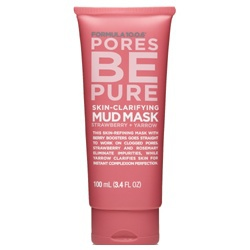 毛孔淨化抗痘調理面膜 PORES BE PURE SKIN CLARIFYING MUD MASK