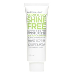 10.0.6淨透方程式 乳液-零油光控油保濕乳液 SERIOUSLY SHINE FREE MATTIFYING OIL FREE MOISTURIZER