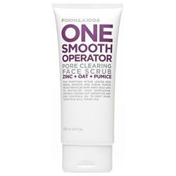 10.0.6淨透方程式 清潔卸妝系列-毛孔淨化去角質調理洗面露 ONE SMOOTH OPERATOR PORE CLEARING FACE SCRUB