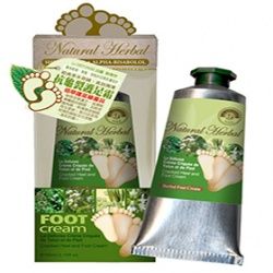 LA DEFONSE 黎得芳 身體系列-抗龜裂護足霜 Natural Herbal Foot Cream