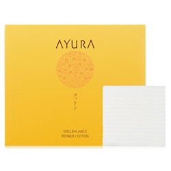AYURA  巡白系列-巡白棉 Wellbalance Refiner Cotton