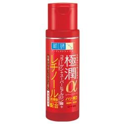 極潤alpha緊緻彈力保濕化粧水