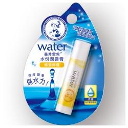 MENTHOLATUM 曼秀雷敦 潤唇系列-水份潤唇膏 Water