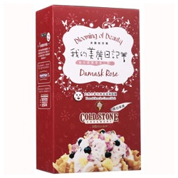 我的美麗日記 其他-大馬士革玫瑰冰淇淋面膜