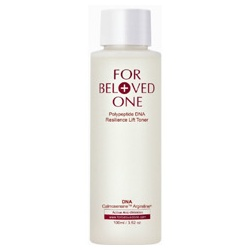 FOR BELOVED ONE 寵愛之名 多胜&#32957DNA緊緻系列-多胜肽DNA緊緻化妝水 Polypeptide DNA Resilience Lift Toner