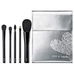 RMK 彩妝工具-紐約愛心時尚刷具組 RMK CHRISTMAS BRUSH SET 2010