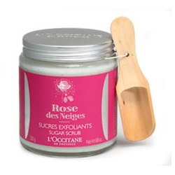 冬日玫瑰角質美體霜 Rose des Neiges Sugar Scrub