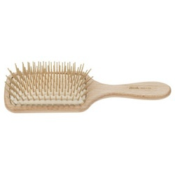 純櫸木按摩板梳(大) Wooden hair brush