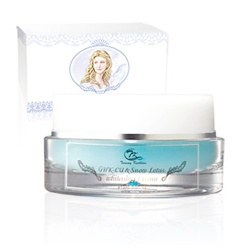 藍銅胜肽雪蓮淨白水凝霜 GHK-Cu & Snow Lotus Renewal Whitening Cream