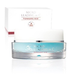 微導入淨白C活氧水凝霜 Micro-Leading in C Whitening Moisturizing Cream