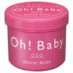 HOUSE OF ROSE 身體去角質-Oh!Baby親愛寶貝去角質美體霜(升級版) Oh!Baby Body Smoother