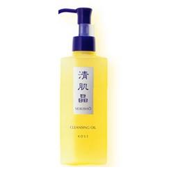 清肌晶潔膚油