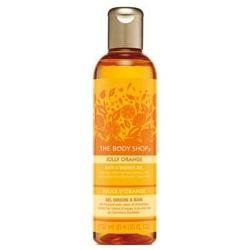 黃金香橙雙效沐浴膠
