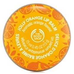 黃金香橙護唇油