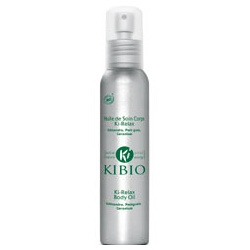 KIBIO 奇碧歐 有機身體保養-有機鬆弛護膚油 Ki-Relax Body Oil