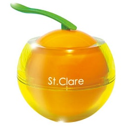 St.Clare 聖克萊爾 乳霜-澄C透白水凝霜 Orange C White Cream