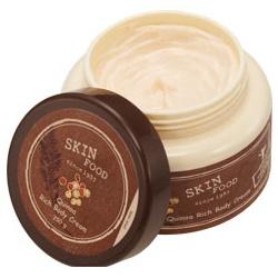 SKINFOOD 身體保養-藜麥豐潤身體精華霜 Quinoa Rich Body Cream
