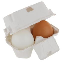 TONYMOLY 臉部保養系列-亮采潔顏雙色蛋 Eggpore Shiny Skin Soap