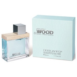DSQUARED² 女性香氛-晶澈女用淡香精 SHE WOOD Crystal Creek Wood