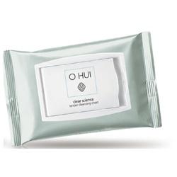 O HUI 歐蕙 臉部卸妝-自然潔淨深層卸妝棉