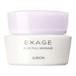 ALBION 艾倫比亞 活潤系列-活潤高效按摩霜 Alive full massage