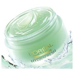 L`OREAL PARiS 巴黎萊雅 凝膠‧凝凍-水清新深層保濕水精華 Hydrafresh Aqua Essence
