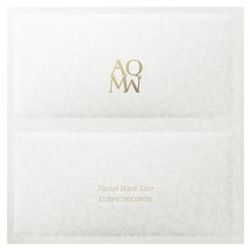 Cosme Decorte 黛珂 AQMW系列-全效拉提雙面膜 Facial Mask Duo