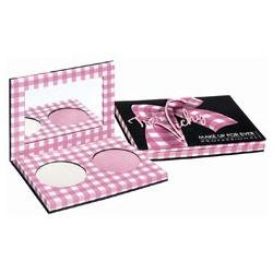 法式尤物限量粉嫩格紋雙色粉彩盒 Tres Vichy Palette