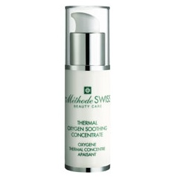 Methode SWISS 蜜黛詩 精華‧原液-溫泉修護舒緩精華液 Thermal Oxygen Soothing Concentrate